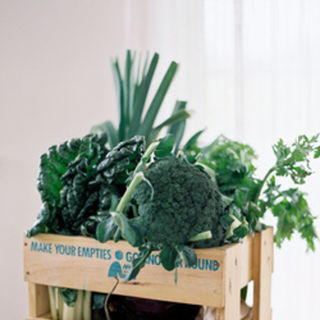 Sign up weekly seasonal just veges box