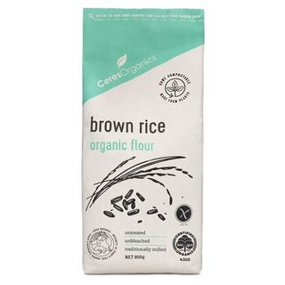 Brown rice flour 800g