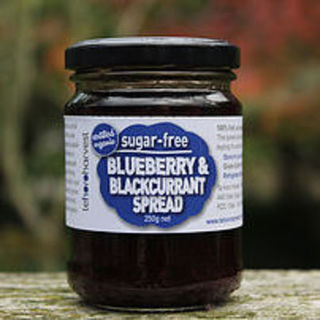 Te horo blueberry and blackcurrant spread 250g