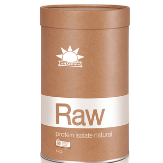 Raw protein powder natural 500g
