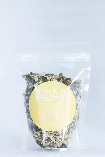 Roar activated seed mix 250g