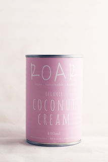 Roar coconut cream 400ml