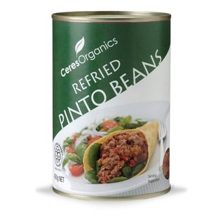 Ceres refried pinto beans 400g