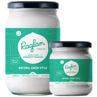Raglan coconut yoghurt natural 350g