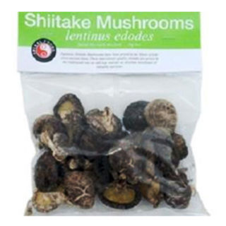Shiitake Mushrooms 50g