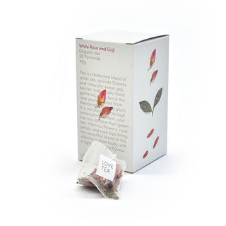 Love Tea - White Rose and Goji