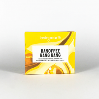 Loving Earth - Banoffee Bang Bang 45g