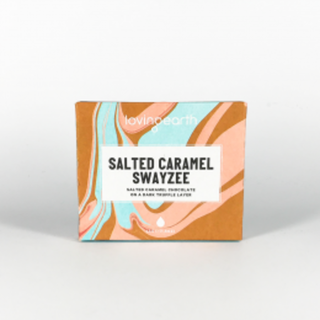 Loving Earth - Salted Caramel Swayzee 45g
