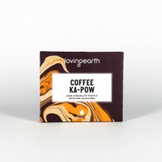 Loving Earth - Coffee Ka-pow 45g