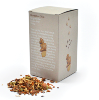 Love Tea - Dandelion Chai 100g