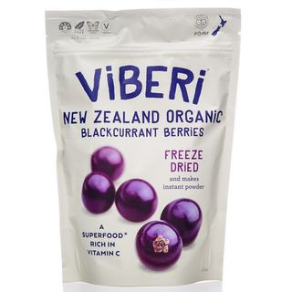 Viberi Freeze dried Black currents - 40g