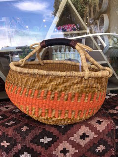 African Baskets Mount Wholefoods