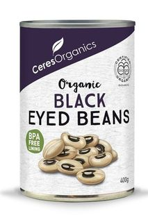 Ceres Black Eyed Beans 400g