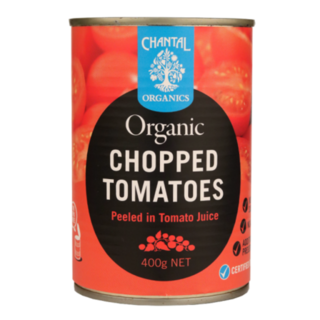 Chantal Chopped Tomatoes 400g