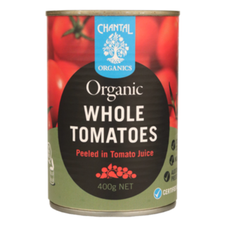 Chantal Whole Peeled Tomatoes 400g