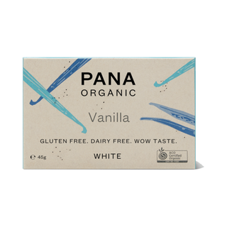 Pana White Chocolate Vanilla 45g