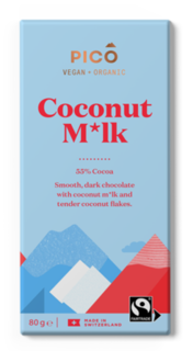 Pico Chocolate Coconut Milk 80g