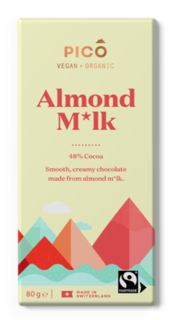 Pico Chocolate Almond Milk 80g
