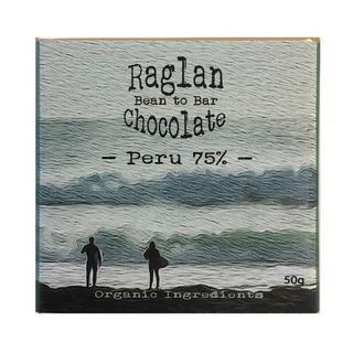 Raglan Chocolate - Peru 75% 50g