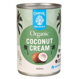 Chantal Coconut Cream 400ml