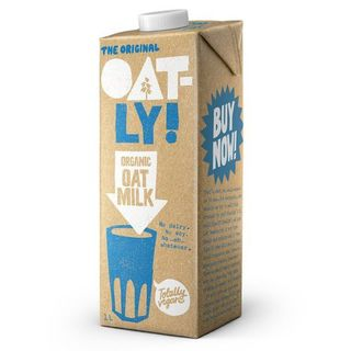 Oatly Organic Oat Milk 1L