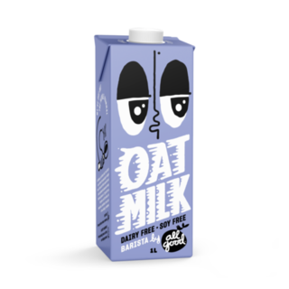 All Good Oat Milk 1L - Barista