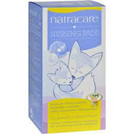 Natracare nursing pads x 26
