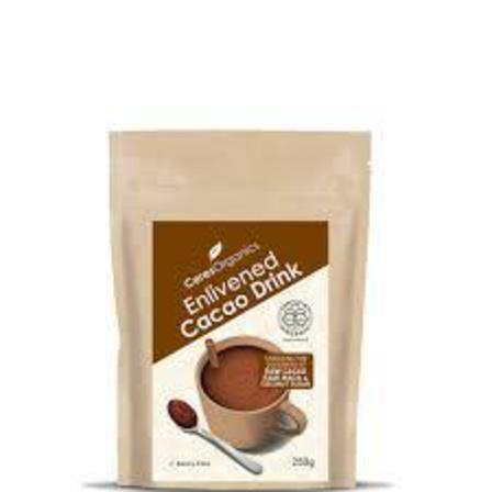Ceres enlivened cacao drink 250g