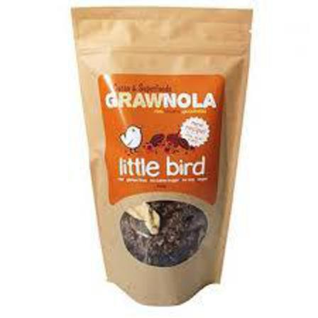 Little bird cacao + superfoods grawnola 350g