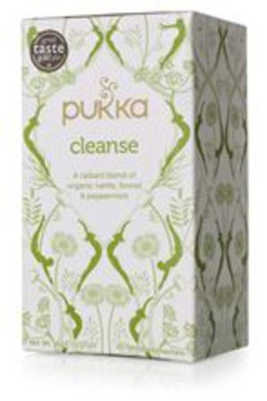 Pukka tea cleanse