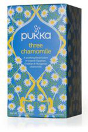 Pukka tea three chamomile