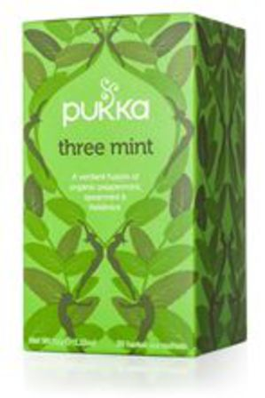 Pukka tea three mint