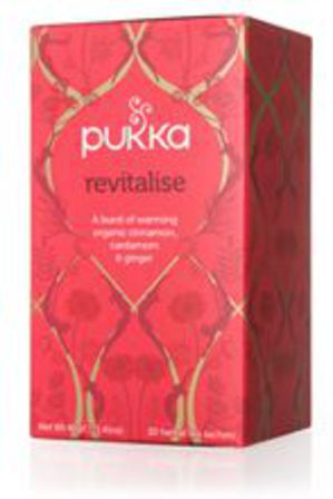 Pukka tea revitalise