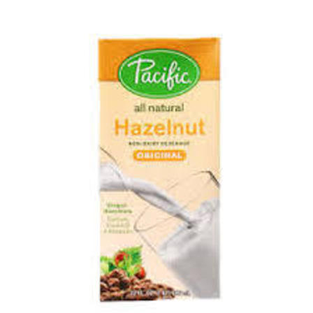 Pacific hazelnut milk 946ml