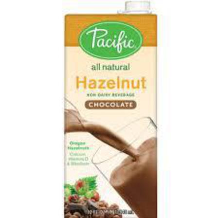 Pacific hazelnut chocolate milk 946ml