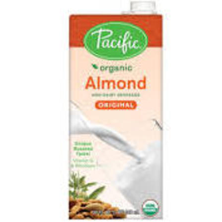 Pacific almond original milk 946ml