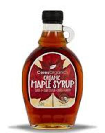 Ceres maple syrup 250ml