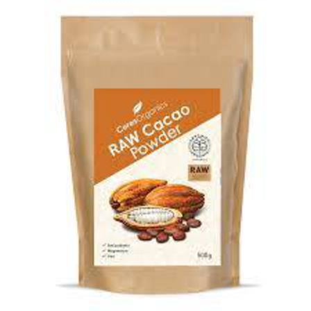 Ceres raw cacao powder 500g