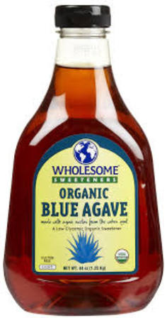 Wholesome agave syrup 350g