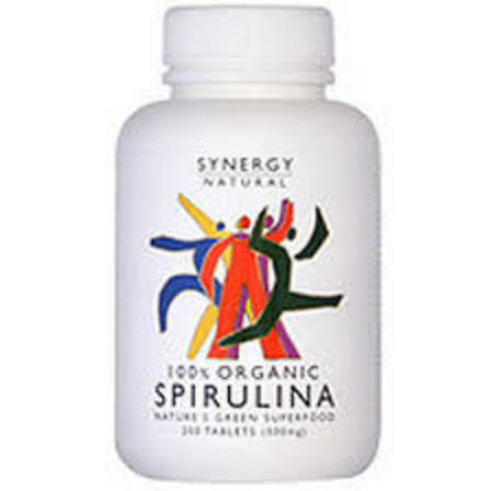 Synergy spirulina powder 100g