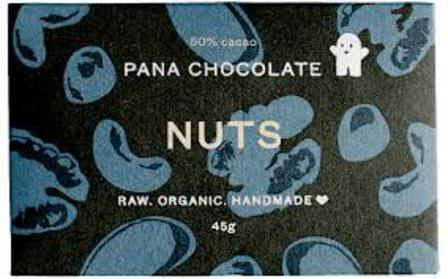 Pana raw chocolate nuts 45g