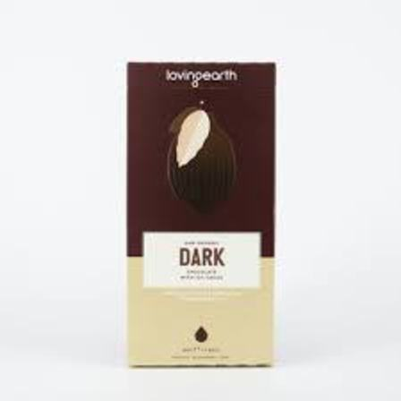 Loving earth dark chocolate 80g