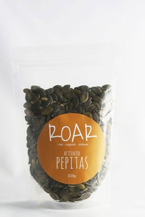 Roar activated pepitas 250g