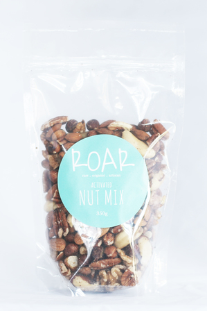Roar activated nut mix 350g