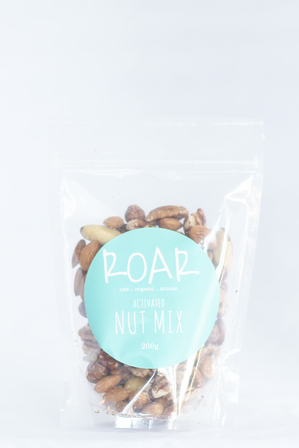 Roar activated nut mix 100g