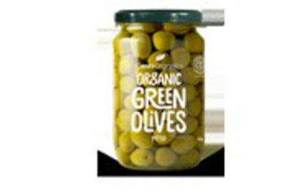 Ceres green olives pitted 315g