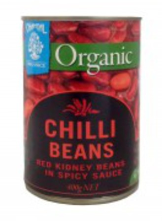 Chantal chilli beans 400g