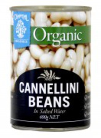 Chantal cannellini beans 400g