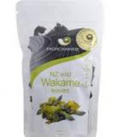 Pacific harvest NZ wild wakame leaves 20g