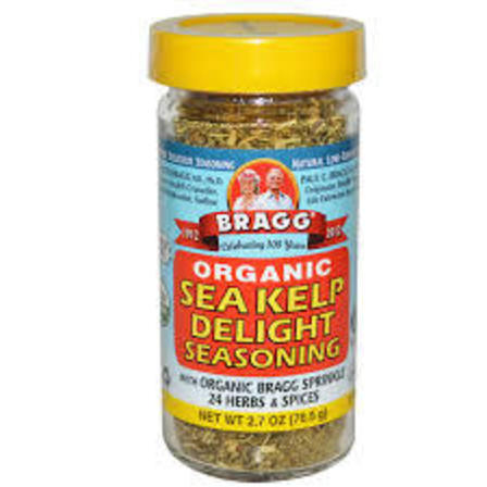 Braggs organic sea kelp seasoning 76.5g